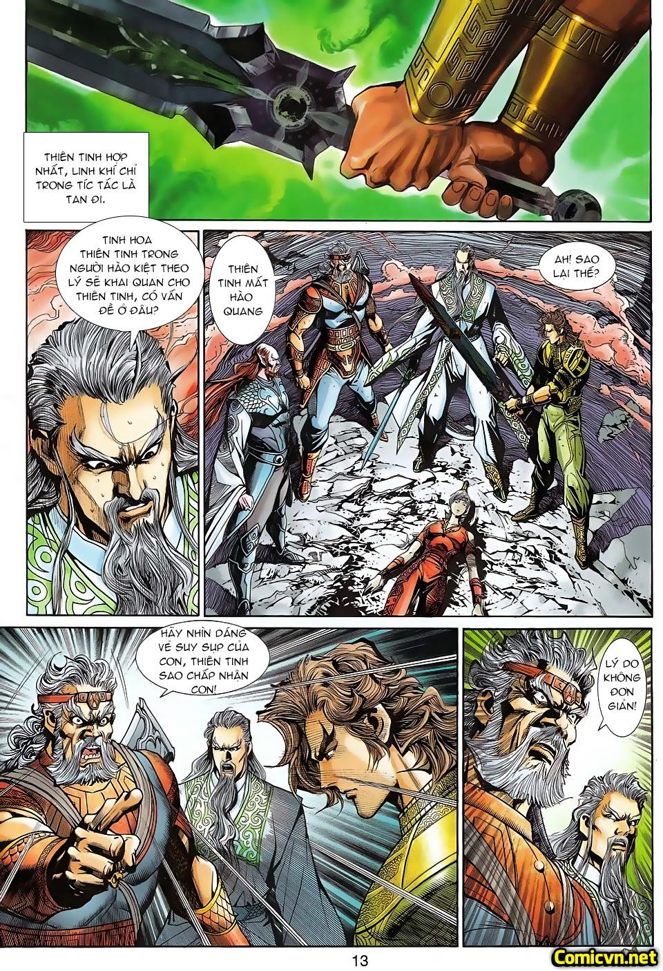 Thần binh huyền kỳ 3 - 3.5 Chapter 94 - Hamtruyen.vn