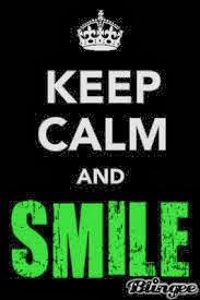 Una sonrisa, por favor