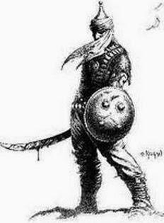 Crônicas de Aço e Magia Khalid_Assassino