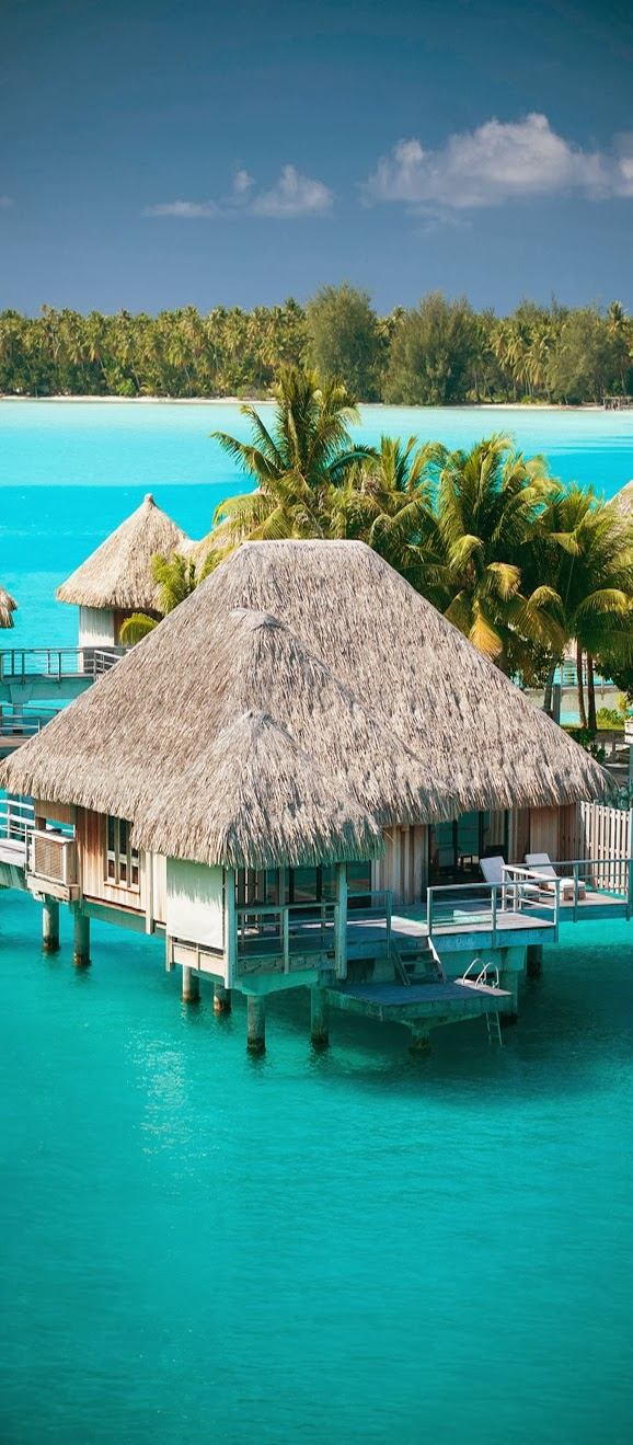 Grand Ocean Huts Around The World Top 10 Photography