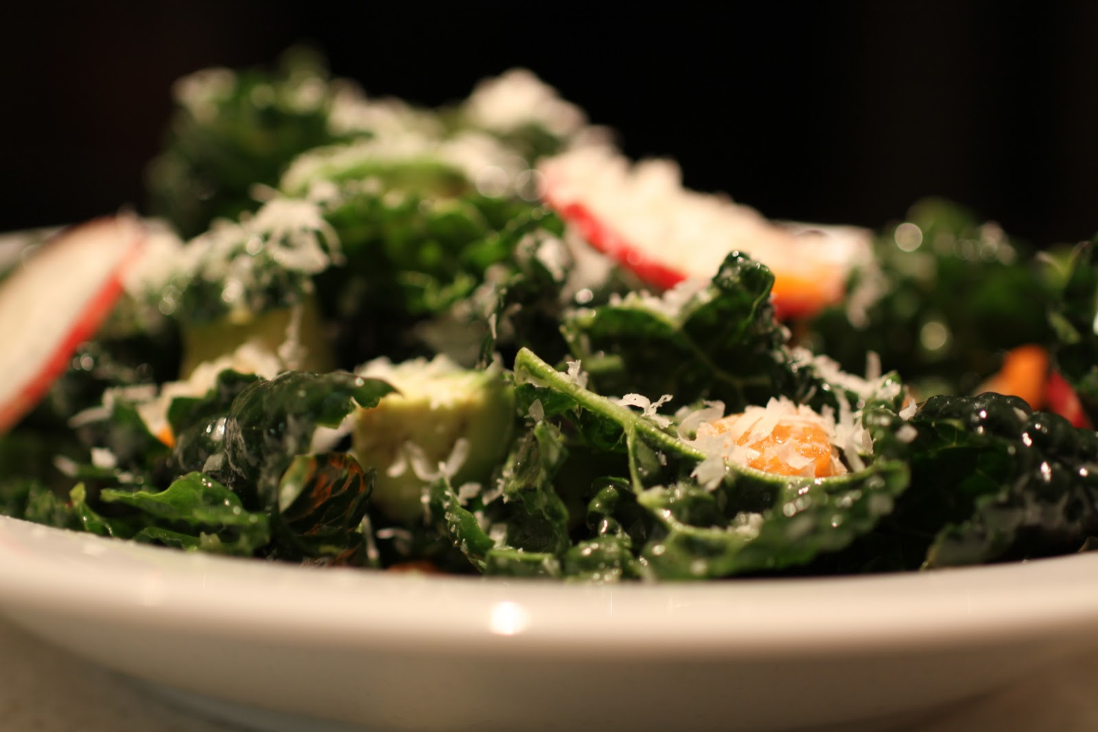 Raw kale good for you