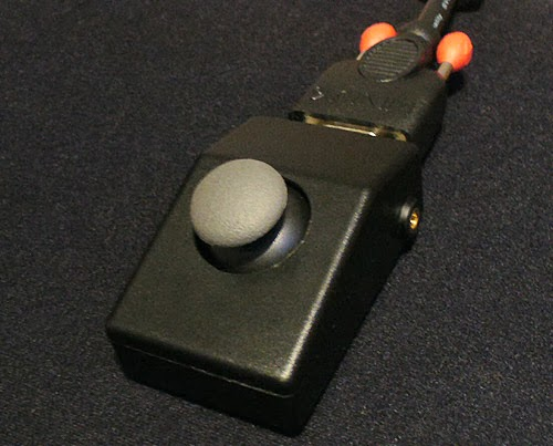 Tentacular Mini Joy / Thumb-stick for improved accessibility. From OneSwitch.org.uk.