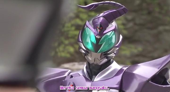 Kamen Rider Kabuto 20 Subtitle Indonesia