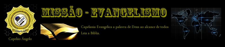 Missão & Evangelismo.