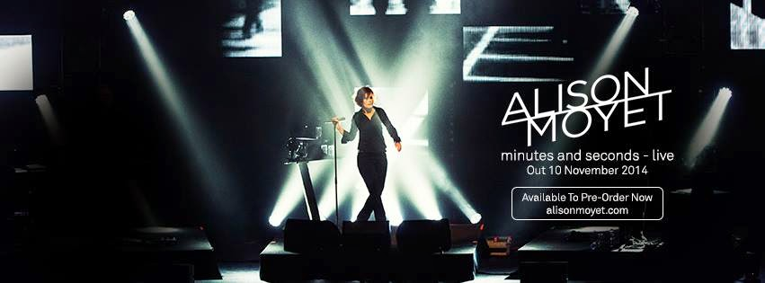 NEW ALISON MOYET LIVE ALBUM