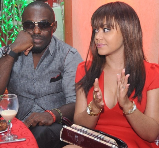 Jim Iyke and Nadia Buari, Love Birds that Keep Growing Stronger in Love chiomaandy.com