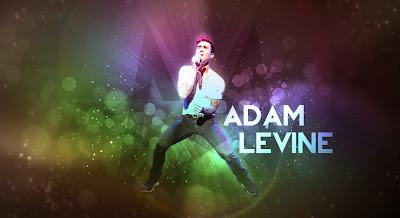 Foto Adam Maroon 5 Terbaru