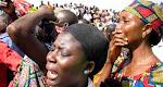 MULHERES NIGERIANAS PERSEGUIDAS POR NÃO NEGAR JESUS.