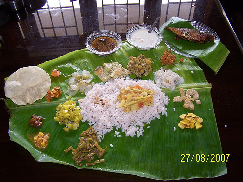 10 colour of kerala 10 best thing in the world for Cuisine of kerala