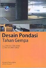 Toko Buku Rahma Buku DESAIN PONDASI TAHAN GEMPA Pengarang  Anugrah Pamungkas Penerbit Andi