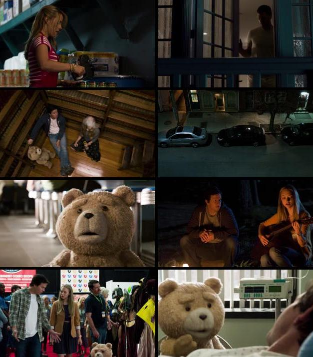 Ted 2 2015 EXTENDED Dual Audio 720p BRRip