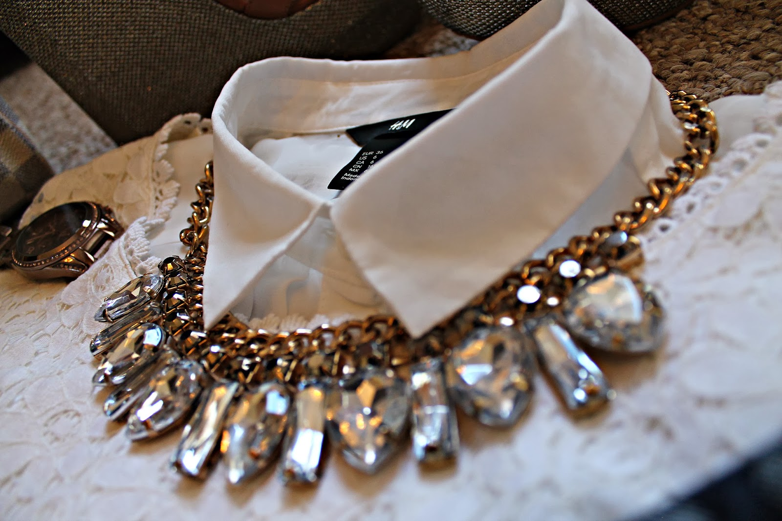 Photo of statement necklace
