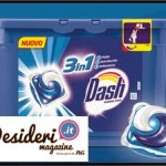 Desideri Magazine: Dash Ecodosi Pods 3in1
