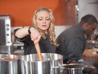 Cristie Food Network Star