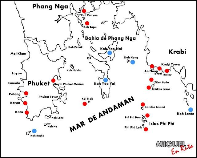 Mapa-Mar-Andamán