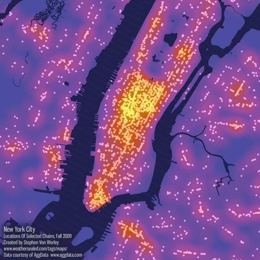 Random Notes Geographeratlarge Unconventional Yet Informative - Nyc rat map