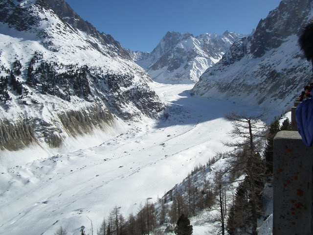 Chamonix, Things to do, Sights, Mer de Glace