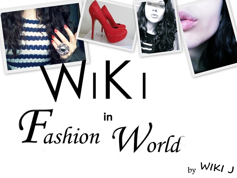 Wiki in Fashion World