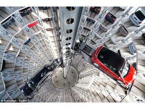 Prosepek Industri Mobil Mewah CBU 2012