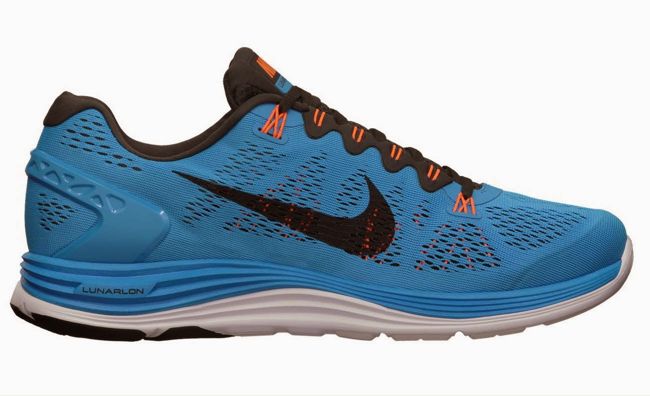 Nike Lunarglide + 5