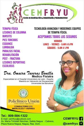 Dra. Omaira Taveras