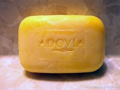 Adovia Sulfur Soap for Acne, Blackheads and Oily Skin with Dead Sea Salt - 100% Natural