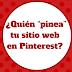 Cómo saber quiénes están compartiendo información de tu sitio web en Pinterest