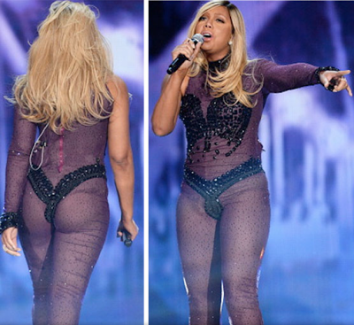 Tamar Braxton's Revealing Outfit For Soul Train Awards on tamar braxton soul train