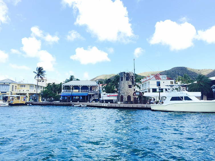 Christiansted Pier, St. Croix