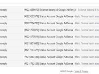 Ditolak Adsense Google Dukun Bertindak