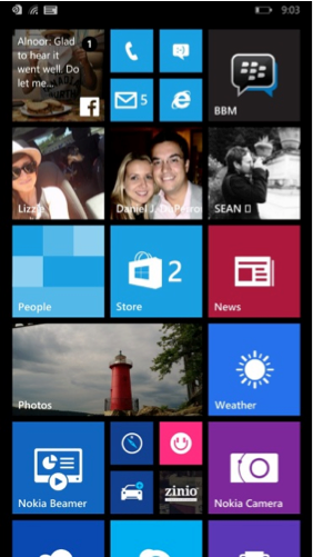 BBM for Windows Phone 8 and 8.1