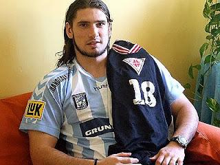 Sergio Crevatín, uno de los retornos en la selección argentina | Mundo Handball