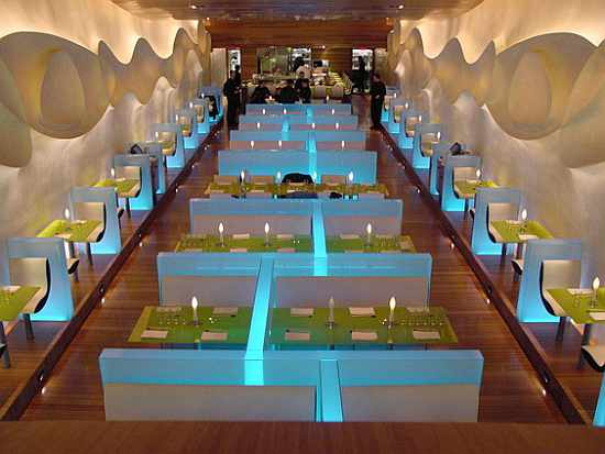 ... Modern Interior Design Restaurant ...