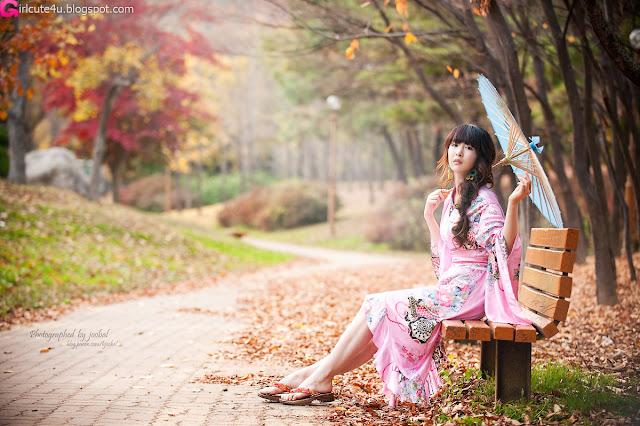 5 Lee Ga Na in Kimono-very cute asian girl-girlcute4u.blogspot.com