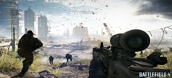 Game Battlefield 4 Video Jogo