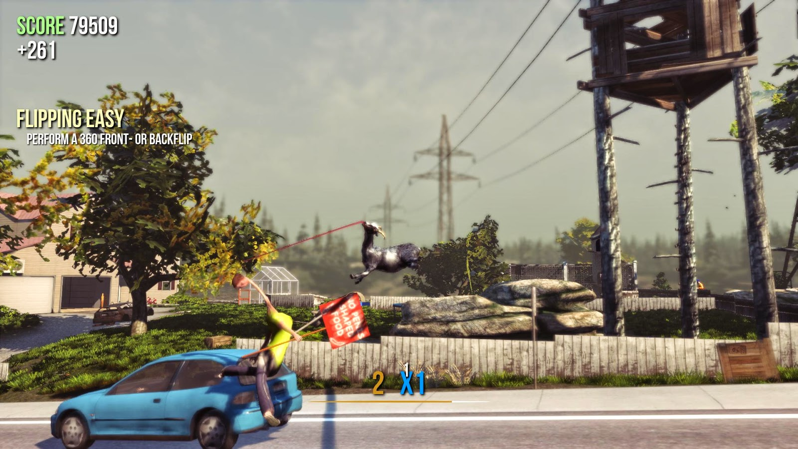 Goat Simulator PC Download Free