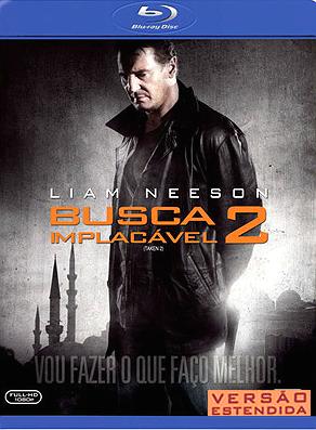 Filme Poster Busca Implacável 2 BDRip VERSÃO ESTENDIDA XviD Dual Audio & RMVB Dublado