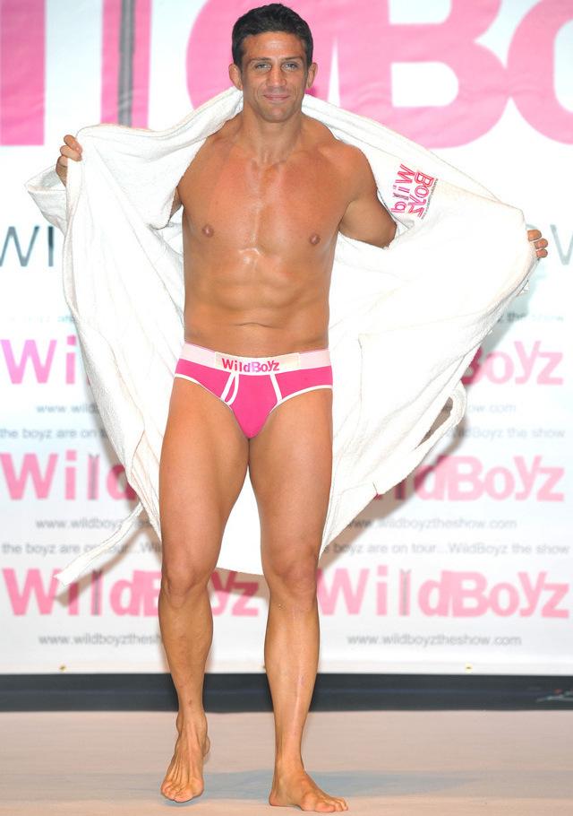 Alex Reid • Actor, Kickboxer and Mixed Martial Artist • 'WildBoyz'