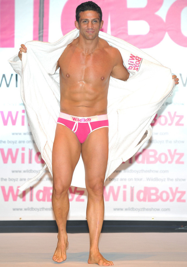 'WildBoyz' • Alex Reid • Actor, Kickboxer and Mixed Martial Artist