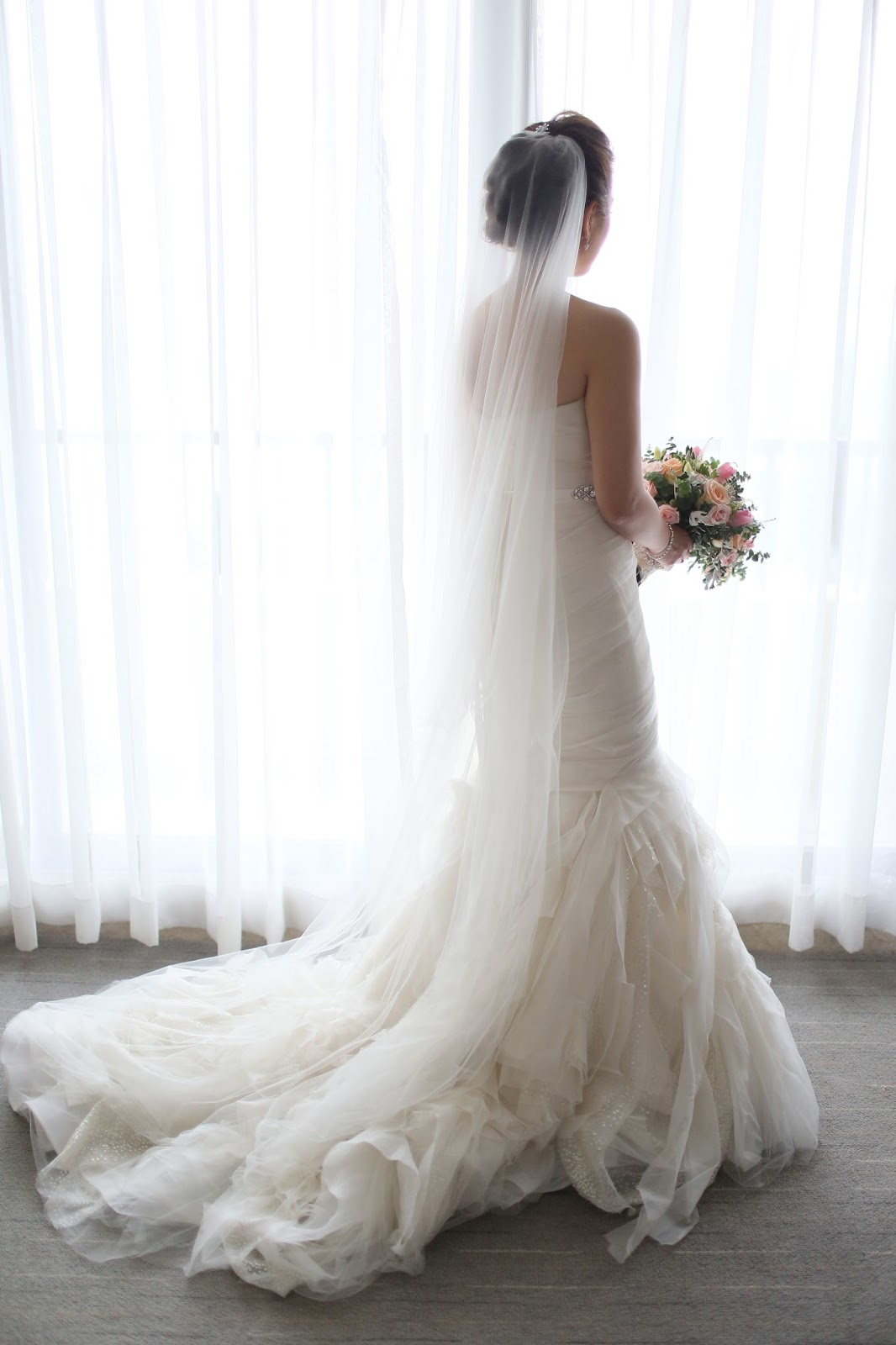 Wandering Princess: Pre-loved Vera Wang Gemma Wedding Gown For ...