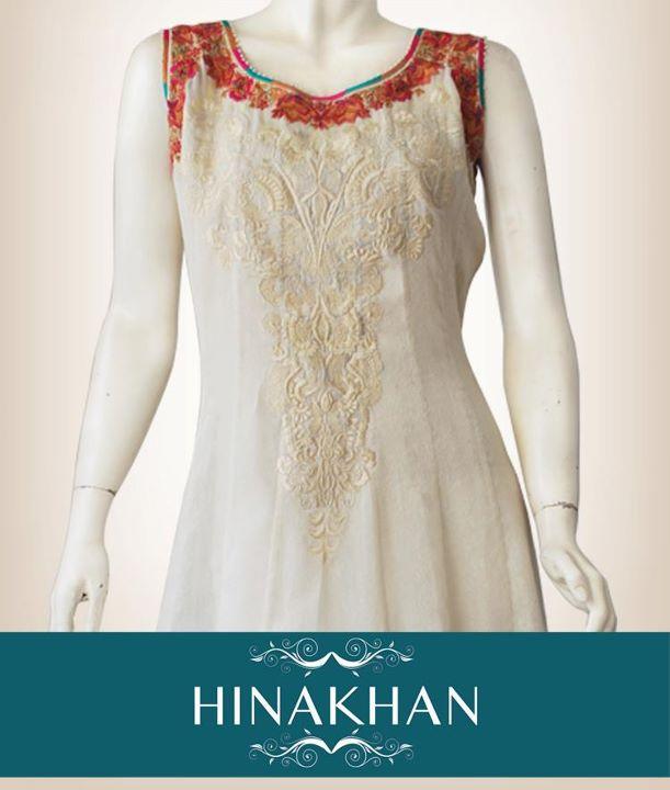 robe de mariée hina khan 2013