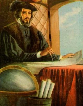 Imagen de Américo Vespucio