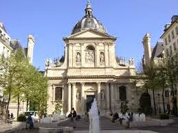 Plaza de La Sorbonne y edificio