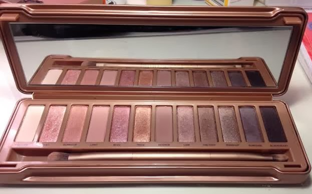 my beautopia urban decay naked palette 3. Black Bedroom Furniture Sets. Home Design Ideas