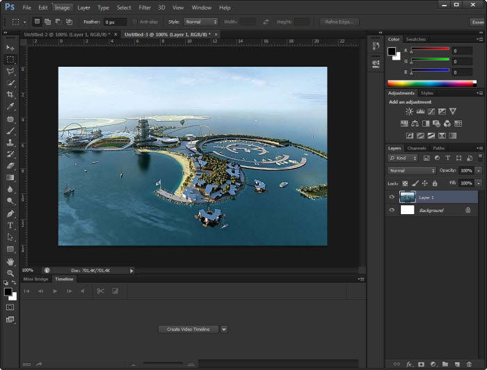 adobe photoshop 14