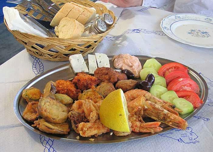 Que manger en Grèce ?