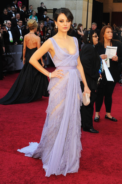 Best Oscar Dresses 2012 part 02