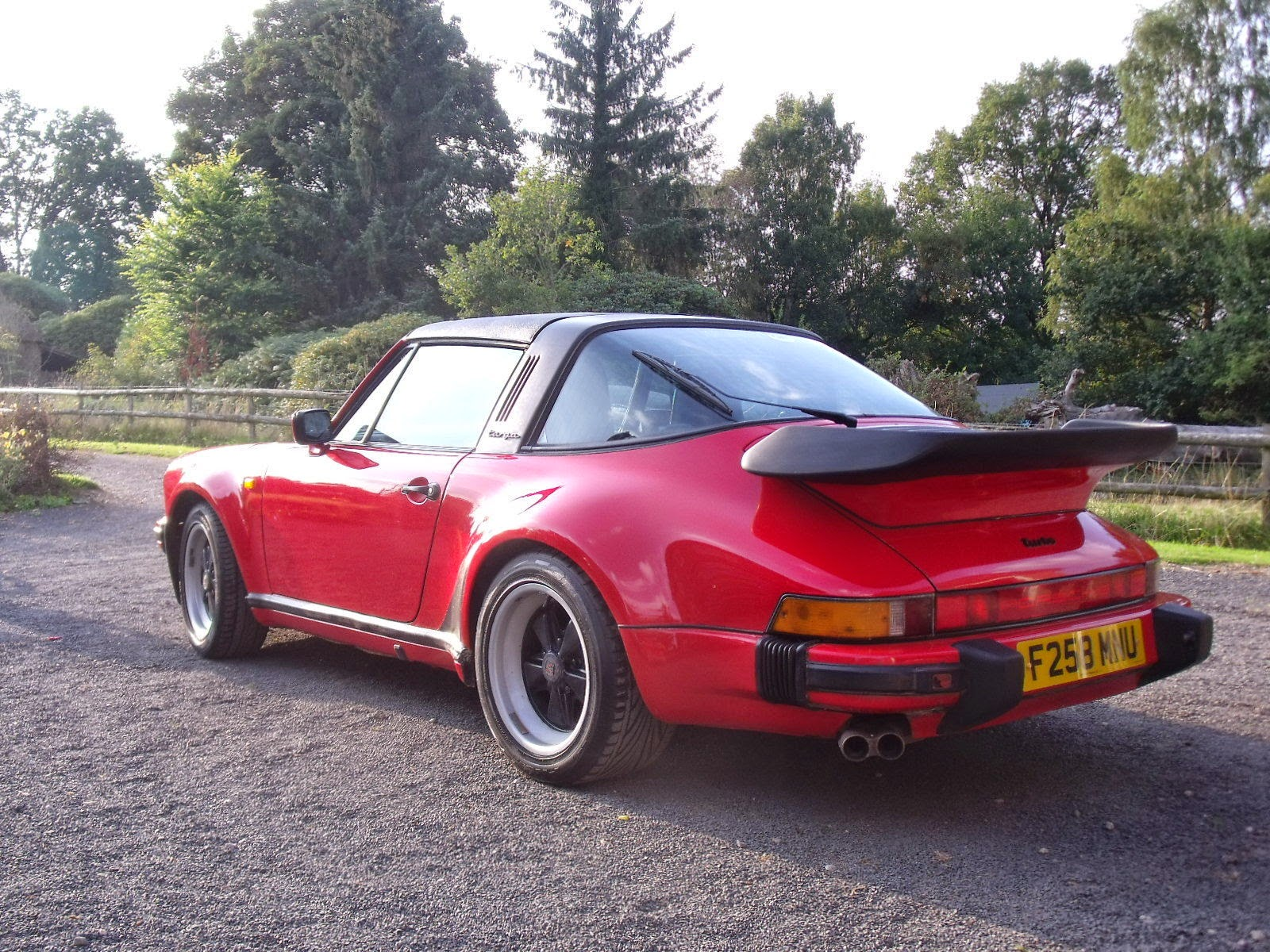 1989 Porsche 911 Turbo Targa For Sale Buy Classic Volks