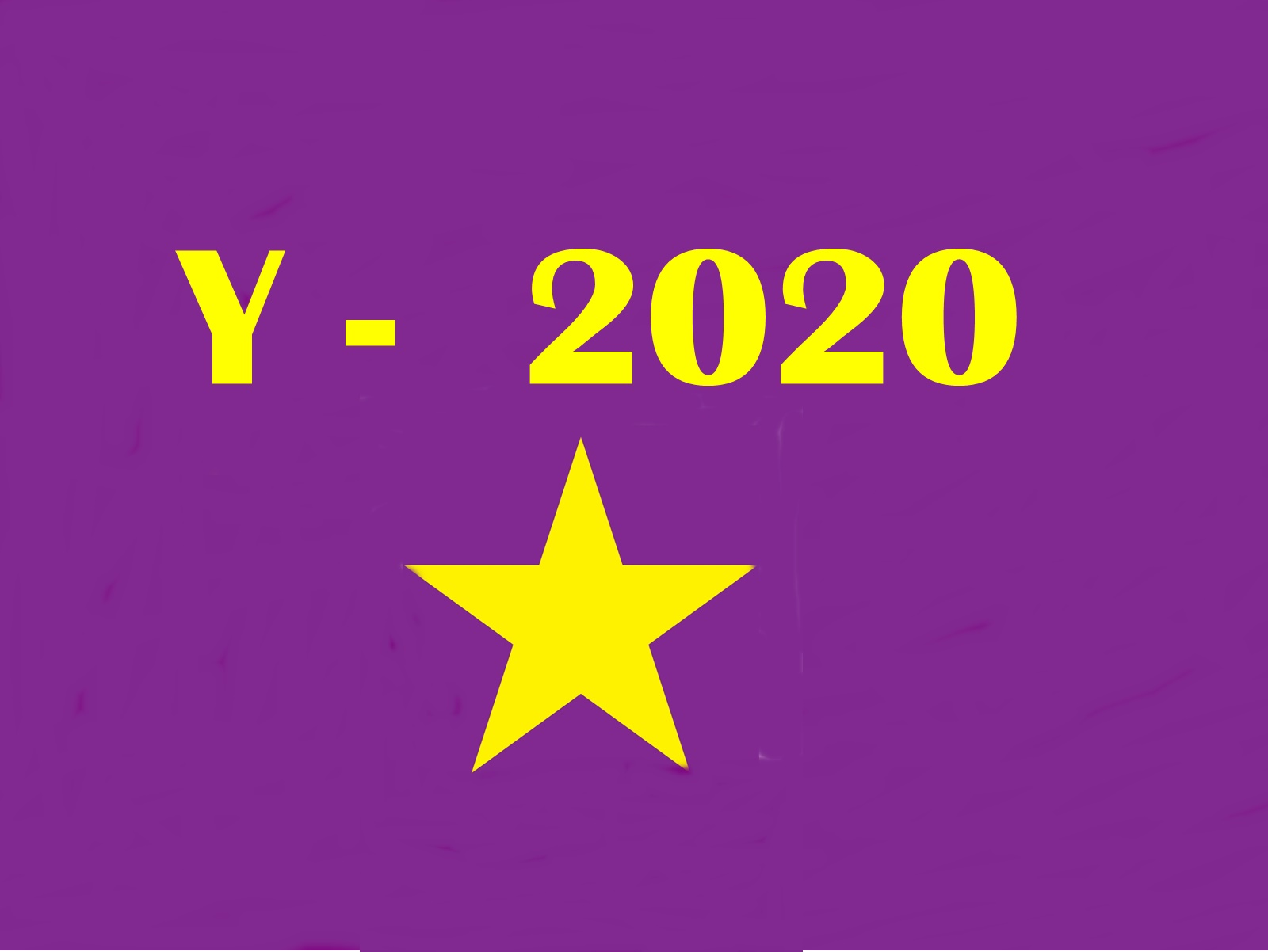 Y - 2020