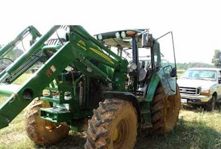 EQ-21391 John Deere 6430 tractor parts